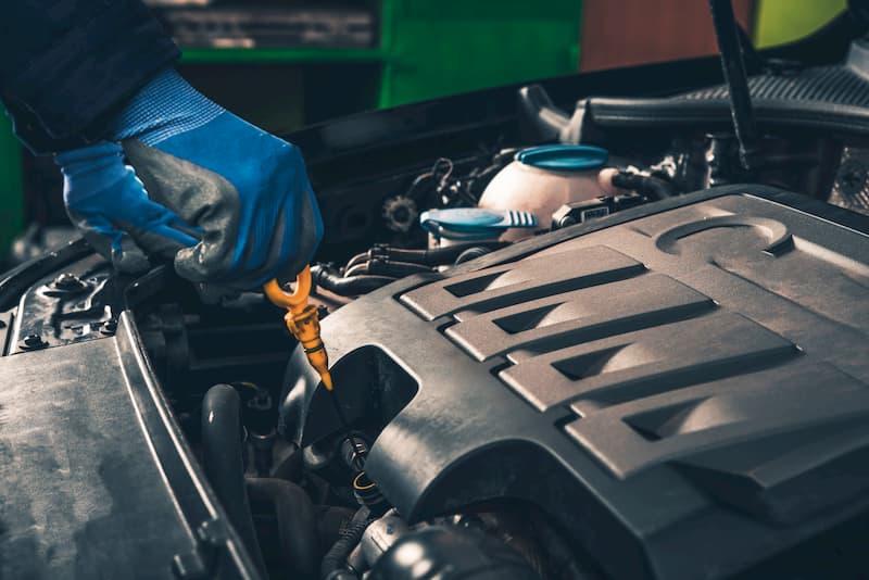 olie verversen voorkomt schade in je motor